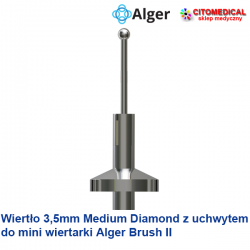 Wiertło 3,5mm Medium...